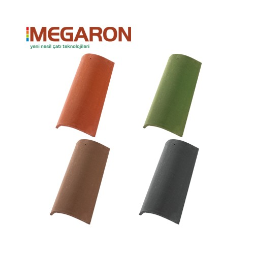 Megaron S Mahya - beton kiremit