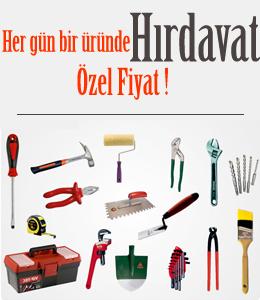 Bursa da hırdavat malzemeleri online satış